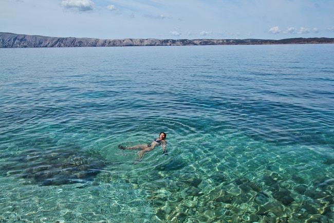 Sail in the Adriatic Sea