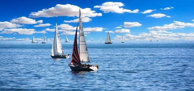 Enjoy flotilla sailing holiday
