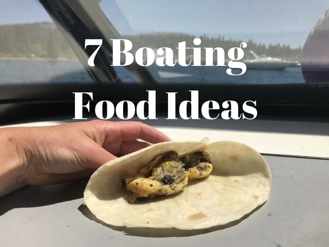 Boating Food Ideas