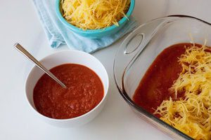 Baked Spaghetti boating recipe idea