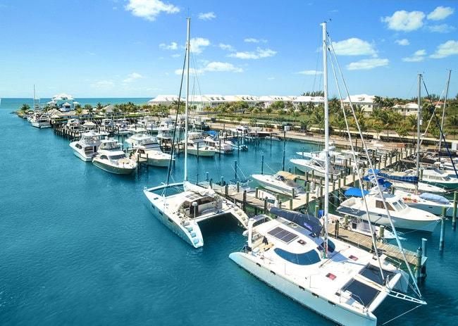 Palm Cay Marina