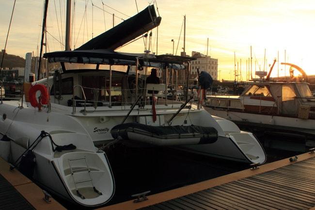 Fountaine Pajot Athena 38 - Une explosion de voile en catamaran?