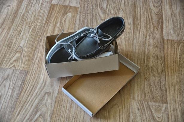 Blue Boat shoes for men