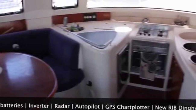 Belize 43 catamaran