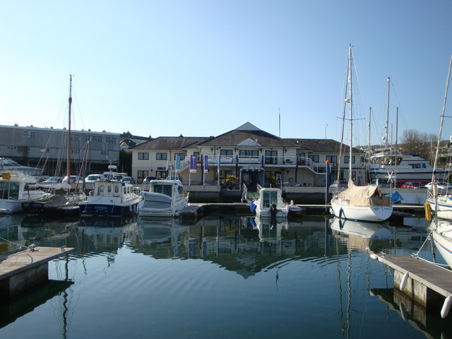 Yacht charter base for the check in