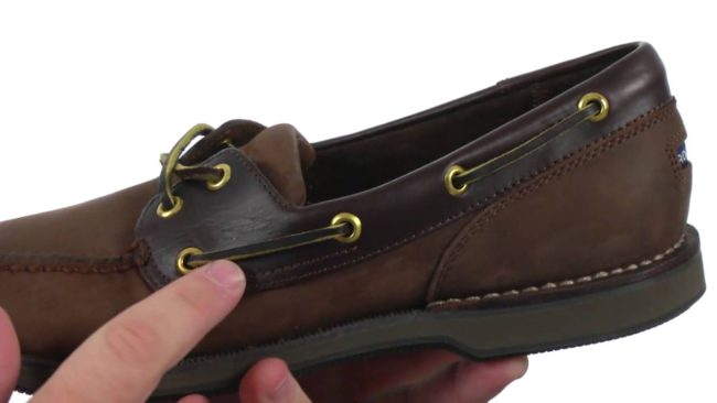 Rockport Perth boat shoes
