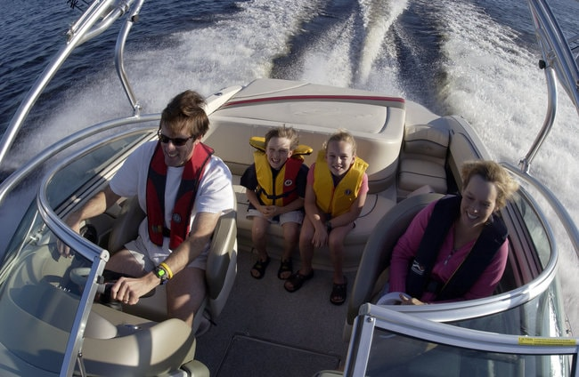Things to do a boat trip