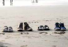 How to choose water shoes
