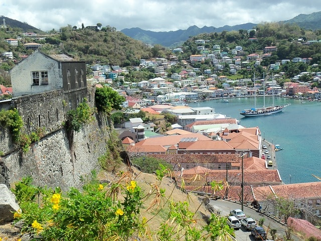 Dominica in the Caribbean
