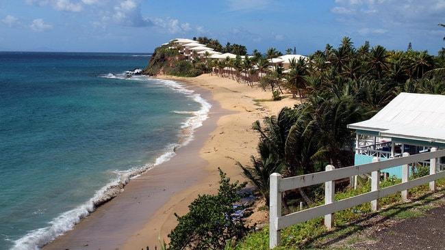 Cades Bay Antigua