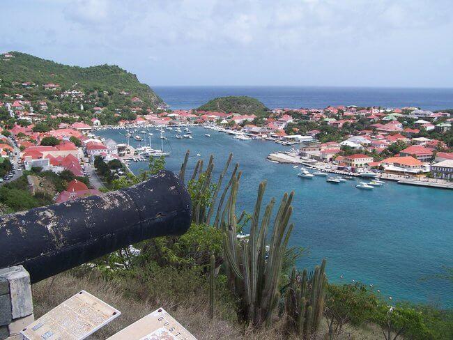 Gustavia St Martin Bareboat Charter