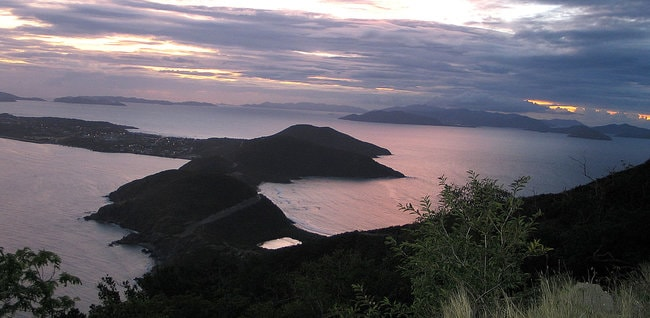 Gorda Peak BVI