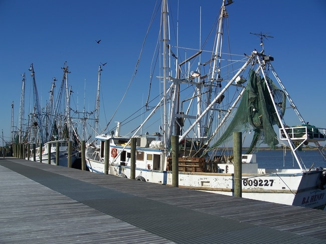 Apalachicola Florida Sailing destination