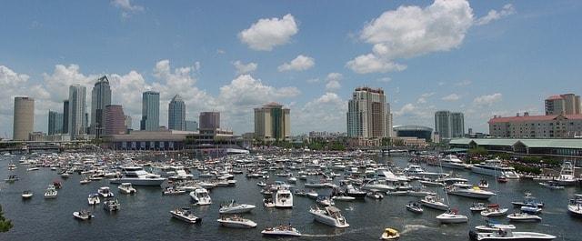 Tampa Florida Sailing Destination