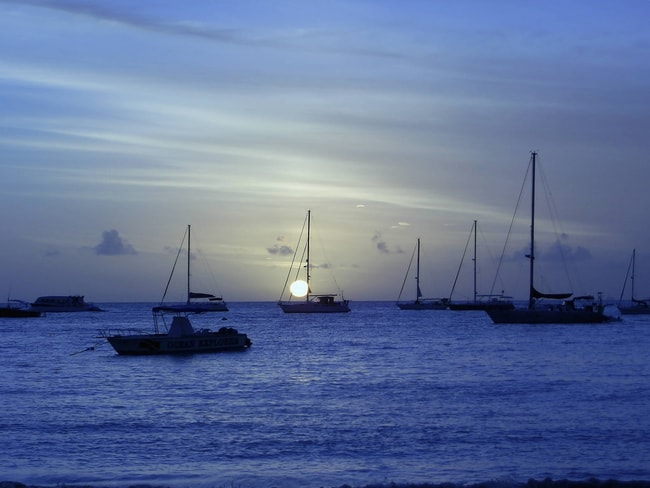Simpson Bay St Martin