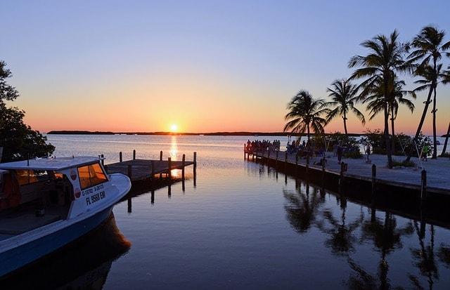 Florida sailing destination
