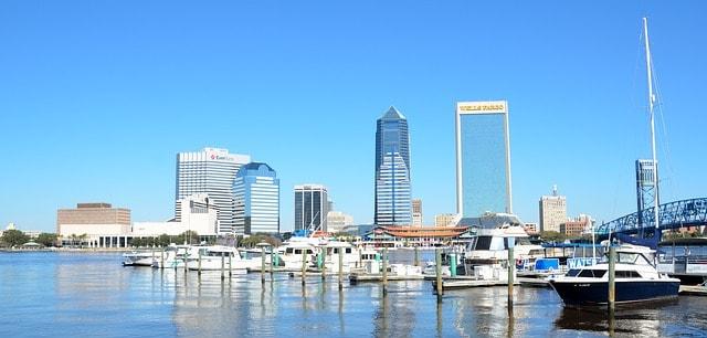 jacksonville Florida Sailing Destination