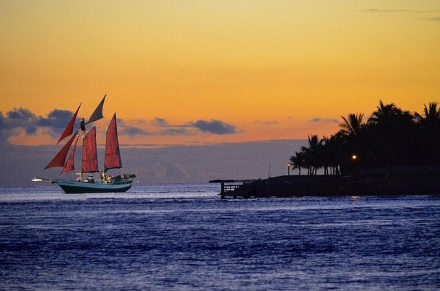 key-west Florida Sailing Destination