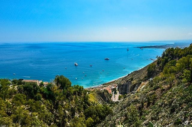 Sailing Itinerary Sicily