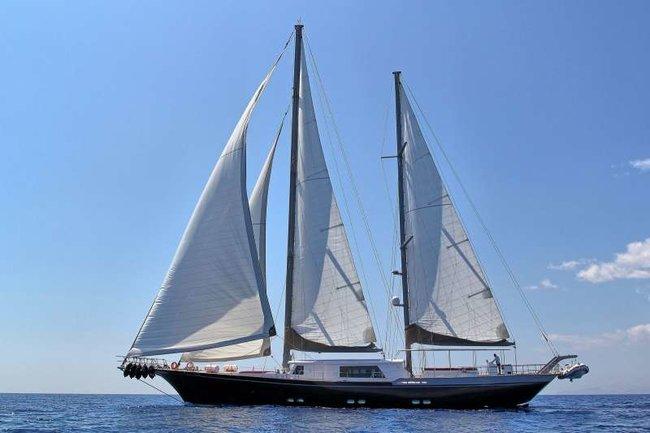 Moss Sailing Yacht Charter