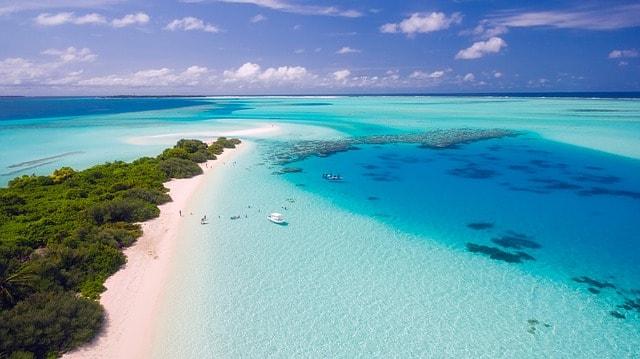 maldives Sailing Destination for couple