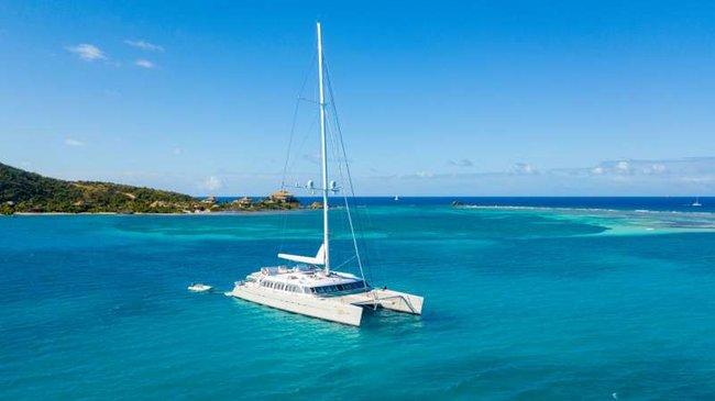 Bella Vita Catamaran – The Blue Water Cruising Cat  | Cruising Sea