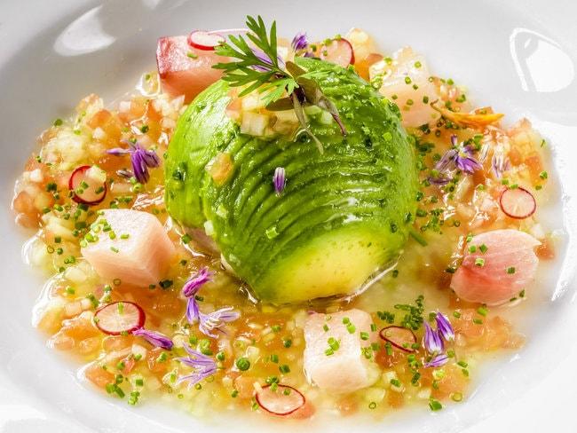 Fine Cuisine on croatia luxury yacht charter