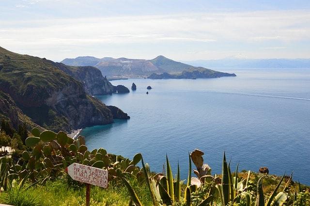 Lipari Sicily Sailing Itinerary