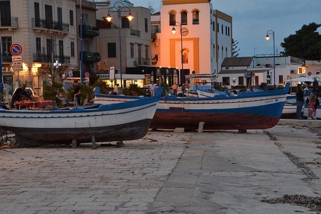 Palermo Sicily Sailing Itinerary
