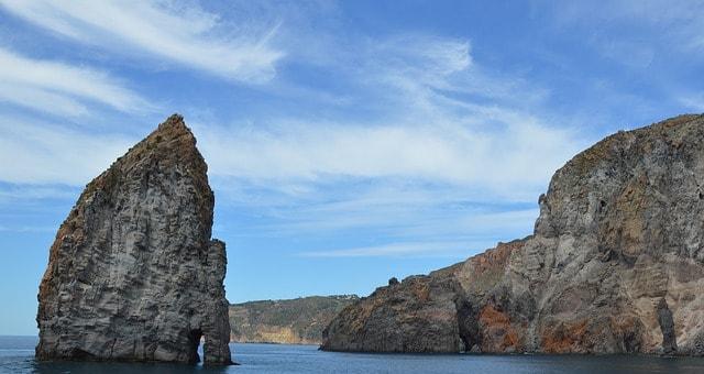 Vulcano Sicily Sailing Itinerary
