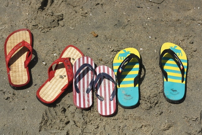Best surpportive flip flops for women