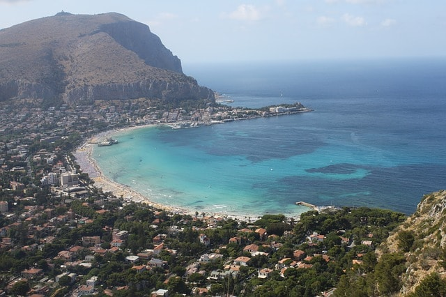 Palermo Sailing Itinerary in Sicily