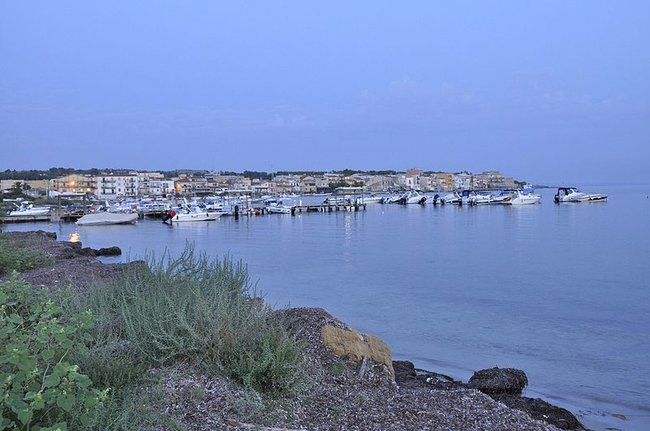 Syracuse Sicily Sailing Itinerary