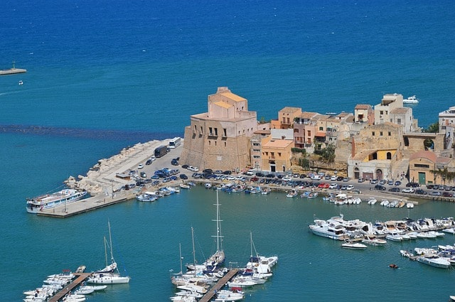 Sicily Sailing Itinerary