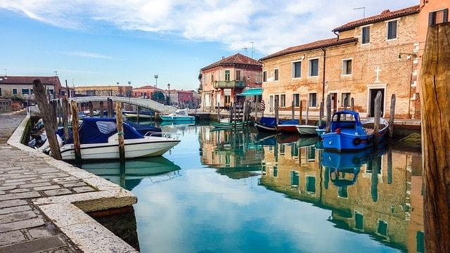 Murano islnd boat tour