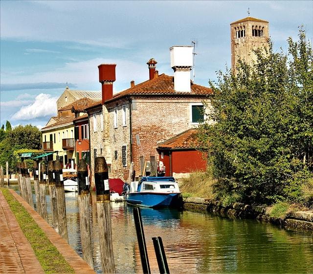 Torcello island boat trip