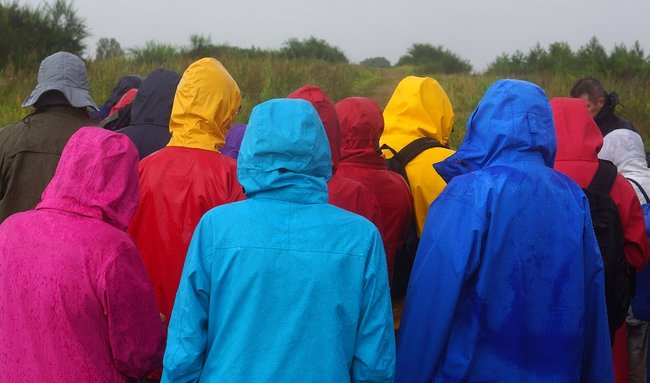 How to choose the right waterproof jacket