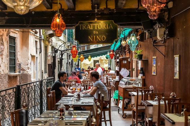 Venice bars
