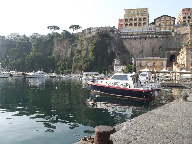Marina Piccolla in Capri Sorrentto