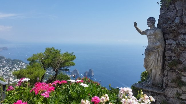 Anacapari Tour from Sorrento or Naples