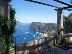 How to get around Capri