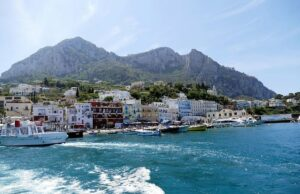 Capri Boat Tour from Sorrento