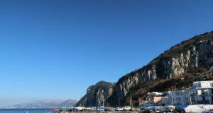 Capri Island Boat Ride with Swimming, Sights, and Limoncello