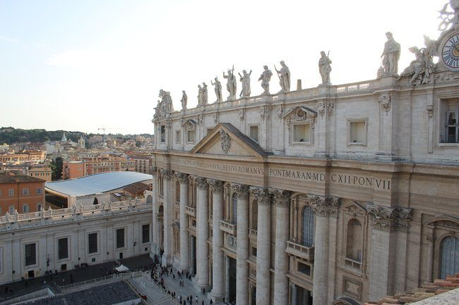 Vatican, Sistine Chapel, St. Peter's Basilica walking tour