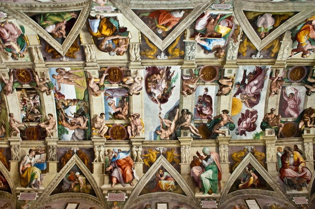 Early Access Vatican Museums Tour with Sistine and St. Peter's