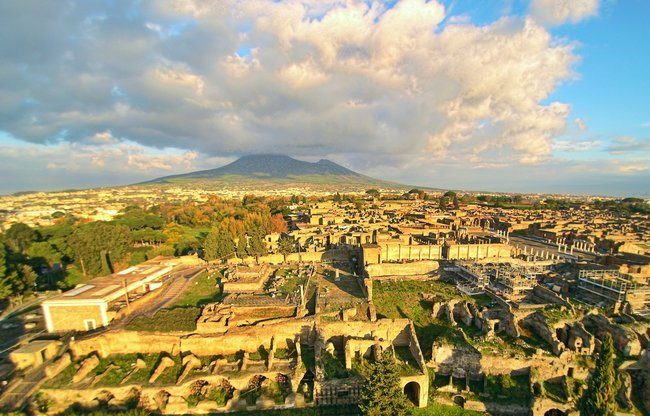 Discover the Ancient Ruins of Pompeii