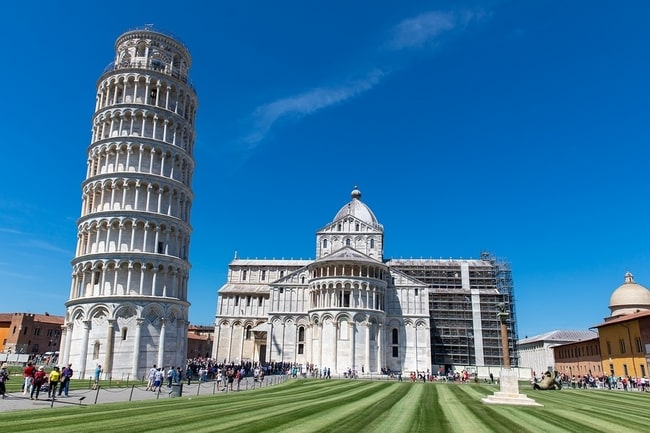 Pisa from Florence Afternoon Tour Including 'Skip the Line' Leaning Tower Ticket