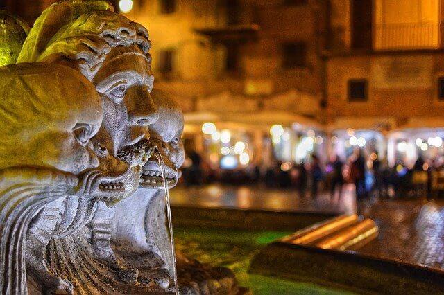 Piazza Novana in Rome