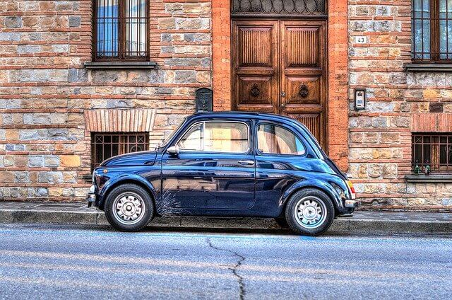 Fiat 500 tour from Florence