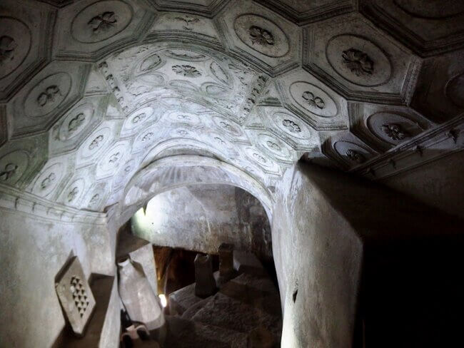 The Catacombs Of Saint Sebastian